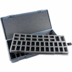 CHX02851 Miniature Storage Box (Has 56 Spaces for Miniatures) Chessex
