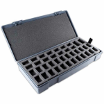 CHX02852 Miniature Storage Box (Has 40 Spaces for Miniatures) Chessex