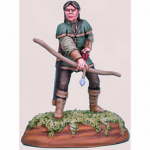 DSM1121 Prince of the North Male Archer Miniature Elmore Masterwork