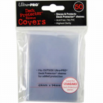 UPR84080 Clear Standard Sleeves 50 Count Ultra Pro