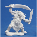 RPR77051 Orc Stalker with Two weapons (1) Miniature