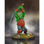 RPR77059 Orc Berserker with Two Handed Sword (1) Miniature