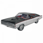 REV4051 1967 Dodge Charger 426 Hemi 1/25 Scale