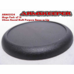 ARM02524 Round Multi Purpose 50mm Bases w/Lip Mega Pack (16)