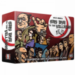 AEG5806 Say Bye to the Villains Card Game Alderac Entertainment