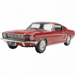 REV4215 1968 Mustang GT 2 in 1 1/25 Scale Plastic Model Kit