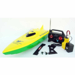 AZIB18 Balaenoptera Musculus RC 23 Inch RTR Electric Racing Boat Color Varies