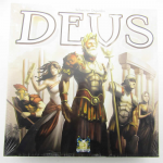 ASMDEUS01 Deus Board Game Asmodee Editions