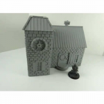 NDS1018 Steampunk Victorian House 28mm Scale Miniature Terrain