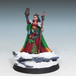 RPR01550 Christmas Eve Miniature 25mm Heroic Scale Special Edition