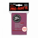 UPR84505 Blackberry Standard Card Sleeves 50 Count Pro Matte