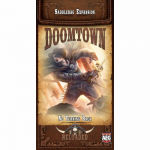 AEG5907 No Turning Back Saddlebag Expansion Doomtown Card Game AEG