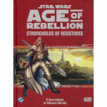 FFGSWA30 Strongholds Of Resistance Sourcebook Age of Rebellion Star Wars RPG Fantasy Flight Games