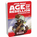 FFGUSWA28 Star Wars Age Of Rebellion Rigger Deck Fantasy Flight