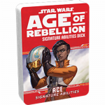 FFGUSWA29 Star Wars Age Of Rebellion Ace Signature Deck Fantasy Flight