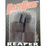 RPR74040 20mm Square Flat Top Base (Pack of 25) Reaper Miniatures