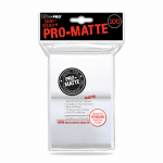 UPR84513 Pro-Matte White Standard Deck Protectors Sleeves UltraPro