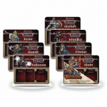 UPR84530 Wrath Of The Righteous Base Set Character Mats Set Of 7