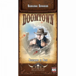 AEG5908 Doom Town Reloaded Nightmare At Noon Card Game AEG