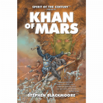 EHP2005 Spirit Of The Century Khan Of Mars Fiction Book Evil Hat