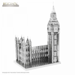 FASICX018 Big Ben 3D Metal Model Kit Iconic Series Fascinations