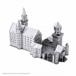 FASMMS018 Neuschwanstein Castle 3D Metal Model Kit Metal Earth Series Fascinations