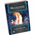 FFGUDAD05 Netrunner Overdrive Draft Corporation Pack Card Game Fantasy Flight