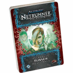 FFGUDAD06 Netrunner Overdrive Draft Runner Pack Card Game Fantasy Flight