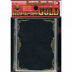 KMCCG1492 Character Guard Gold Sleeves KMC