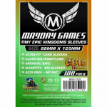 MDG7129 Tiny Epic Kingdoms Sleeves 88mm x 125mm (100) Mayday Games