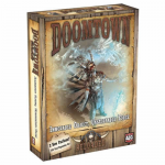 AEG5909 Doomtown Reloaded Immovable Object Expansion Alderac Entertainment