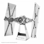 FASMMS256 Star Wars TIE Fighter Model Kit MetalEarth Fascinations