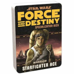 FFGUSWF09 Star Wars Force And Destiny Warrior Starfighter Ace Fantasy Flight Games