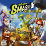 AEG5508 Smash Up Munchkin Card Game Alderac Entertainment