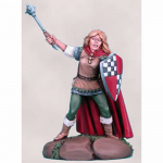 DSM1142 Female Cleric with Mace Avalyne The Life Giver Miniature