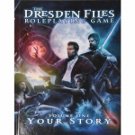EHP3001 Dresden Files RPG Volume One Your Story Evil Hat Productions