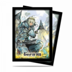 UPR84645 Arla Force Of Will Standard Card Sleeves 65 Count