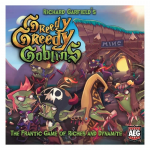 AEG5843 Greedy Greedy Goblins Strategy Board Game Alderac Entertainment Group