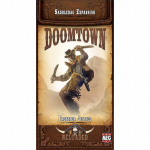 AEG5906 Frontier Justice Doomtown Saddlebag Expansion Alderac Entertainment Group