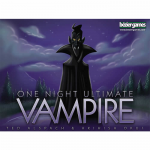 BEZVAMP One Night Ultimate Vampire Mystery Board Game Bezier Games