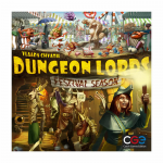 CGE00014 Dungeon Lords Festival Season Expansion Czech Games