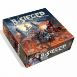 CMNBSG001 B Sieged Sons Of The Abyss Board Game CMoN
