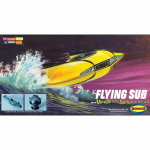 MOE101 Flying Sub Mini Set Voyage To The Bottom Of The Sea Moebius Models