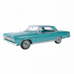 MOE1215 1965 Plymouth Satellite Plastic Model Kit 25th Scale Moebius Models