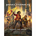 MUH042202 Mindjammer Hearts And Minds Fate RPG Modiphius Entertainment