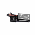 UDIU842-1-05BPA  RC Lark Lipo Battery And Tray (Black) Replacement UDI