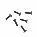 RED23634PA Button Head Screws 2.5X8 6pc Redcat Racing