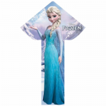 BRS70672 Breezy Flyer Frozen Elsa 57 Inch Nylon Kite Wind N Sky Brainstorm Kite