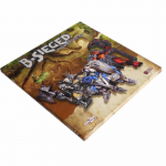 CMNBSG007 B Sieged Encampment Tile Set Expansion Cool Mini Or Not