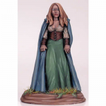 DSM1153 Approaching Storm Female Mage Miniature Elmore Masterwork